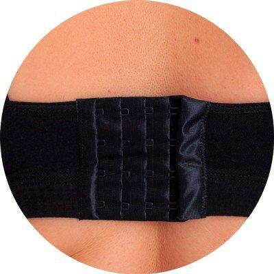libertari lingerie plus size regulador preto
