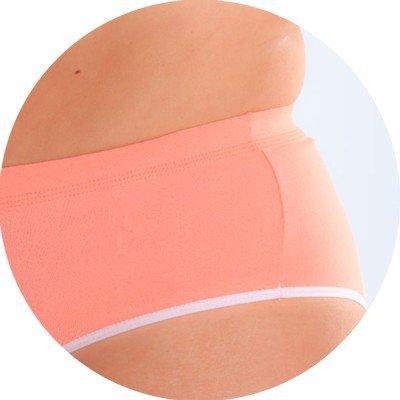 libertari lingerie plus size calcinha coral